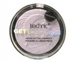 Iluminator Cu Particule Irizante Technic Get Gorgeous Highlighting Powder Periwinkle 12 gr
