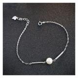 Bratara din argint Precious Pearl