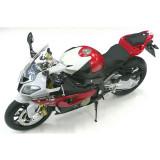 Cumpara ieftin Miniatura Motocicleta BMW S1000 RR (K46) 1:10 Racing Red