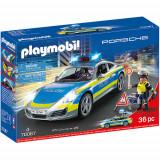 Porsche de Politie 911 Carrera 4S, Playmobil
