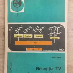 Mihai Basoiu - Receptia TV la mare distanta - 1091