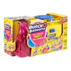 Set party Bunch o Balloons 16 baloane si pompa Pink