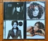 Colectie Janet Jackson (set 4 CD orig.), A&M rec