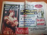 Ziarul national 10 noiembrie 1998-art xena,mutu,cornel dinu,gabi szabo,g gogean
