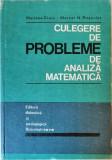 Mariana Craiu - Culegere de probleme de analiza matematica, 1976
