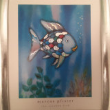 The Rainbow Fish (Marcus Pfister, print)