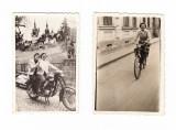 Lot 2 poze cu aceeasi femeie la Sinaia si Oradea, anii '60, Alb-Negru, Portrete, Romania de la 1950