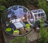 Cort de lux cu terasă