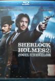 Sherlock Holmes: A Game of Shadows (BluRay), BLU RAY, Engleza