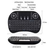 Tastatura Wireless Air Mouse Touchpad Android Tv Si Mini Pc Garantie 2 ani