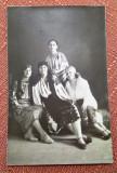 Femei in costume populare - Fotografie datata 1929, Balcic