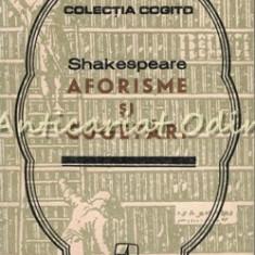 Aforisme Si Cugetari - Shakespeare