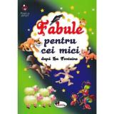 Fabule pentru cei mici | Jean De La Fontaine