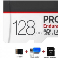 128GB MicroSDXC UHS-3 Class10,Endurance Flash memory Card, Micro SD, 128 GB