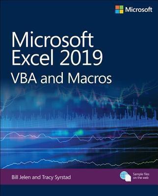 Microsoft Excel 2019 VBA and Macros foto