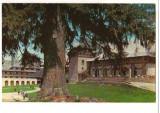 CPIB 17367 CARTE POSTALA - POIANA BRASOV, HOTELUL TURISTIC, RPR, Necirculata, Fotografie