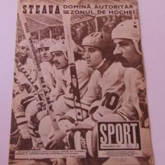 Revista SPORT-nr.1/01.1977