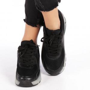 Pantofi sport copii Amit negri