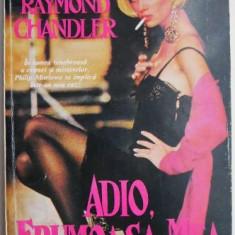 Adio, frumoasa mea – Raymond Chandler