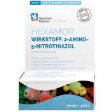 Aquarium Munster Hexamor 20ml pt 400L, 135000, Medicament flagelate intestinale