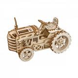 Cumpara ieftin Tractor 3D Puzzle DIY Mecanic