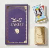 Tarotul lui DALI-CARTI TAROT ed lim LUX(aurii)de colectie,cutie gigant - SIGILAT