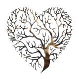 Placheta decorativa perete Copacul vietii - Iubire infinita