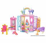 Set Barbie - Castelul Curcubeu