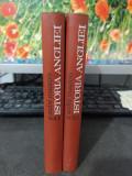 Istoria Angliei 2 volume Bucuresti 1970 Andre Maurois 031