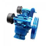 Cumpara ieftin Cap compresor de aer cu 2 pistoane 920l/min 3-5kW 10 bari H2090 Blue B-ACEH2090 BLUE