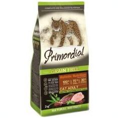 Primordial GF Cat Adult Rață & Curcan 2 kg