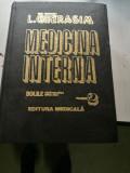MEDICINA INTERNA VOL. 2 BOLI CARDIOVASCULARE METABOLICE I. GHERASIM 1996