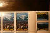 VOC 2002 LP1587+1587a,Anul Muntilor si Ecoturismului, MNH, cu tete-beche, Nestampilat