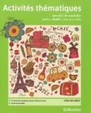 Activites thematique. Exercitii de vocabular pentru clasele a V-a si a VI-a | Gina Belabed