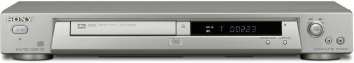Sony DVP-NS310 DVD/CD Player (2002) - FARA TELECOMANDA Citeste si formatul Mp3
