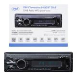 Aproape nou: DAB Radio MP3 player auto PNI Clementine 8480BT 4x45w, 12/24V, 1 DIN,