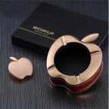 Set Scrumiera + Bricheta , Premium , model Apple
