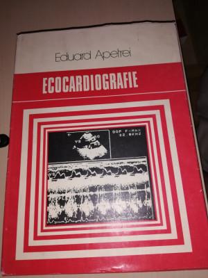 Eduard Apetrei - ecocardiografie foto