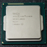 Cumpara ieftin Procesor Haswell-i5 4670/6M Cache, 3.4GHz up to 3.80 GHz-socket 1150, Intel, Intel Core i5, 4