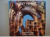 Liszt Ferenc – Works for Two Pianos (1977/Hugaroton/Hungary) - VINIL/M, Philips