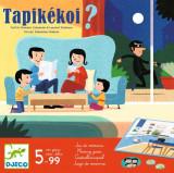 Joc de societate Djeco-Tapikekoi - Ce lipseste din casa?