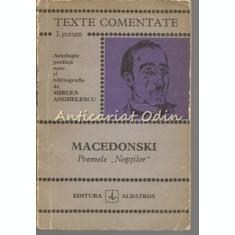 Poemele Noptilor - Macedonski