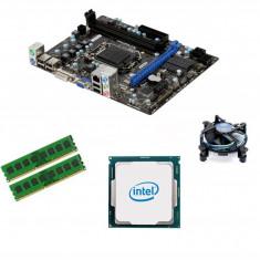 KIT Placa de baza (SHD) MSI H61M-P31(G3) + Intel Celeron G645 + 4GB DDR3 1333Mhz