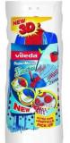 Rezervaa Mop Vileda F11482 3Action Velour UT (Albastru)
