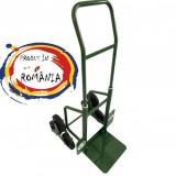 Carucior tip liza pentru scari Vivatechnix VMD-1011, cu 6 roti, maxim 200 kG