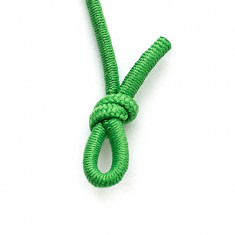 Sireturi elastice - pantofi Liliputi Urban - Green