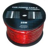 Cumpara ieftin Cablu putere CU-AL Peiying, 7.8 mm, 25 m
