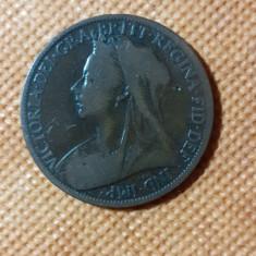 ANGLIA  1  PENNY  1901  VIC