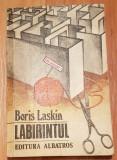 Labirintul de Boris Laskin Nuvele