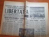 Libertatea 19 februarie 1990-dezabilizarea sediului guvernului